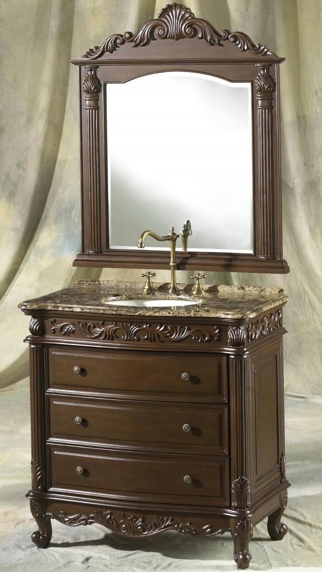 30 Inch Vanity With Sink