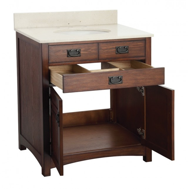 30 Inch Vanity Without Top