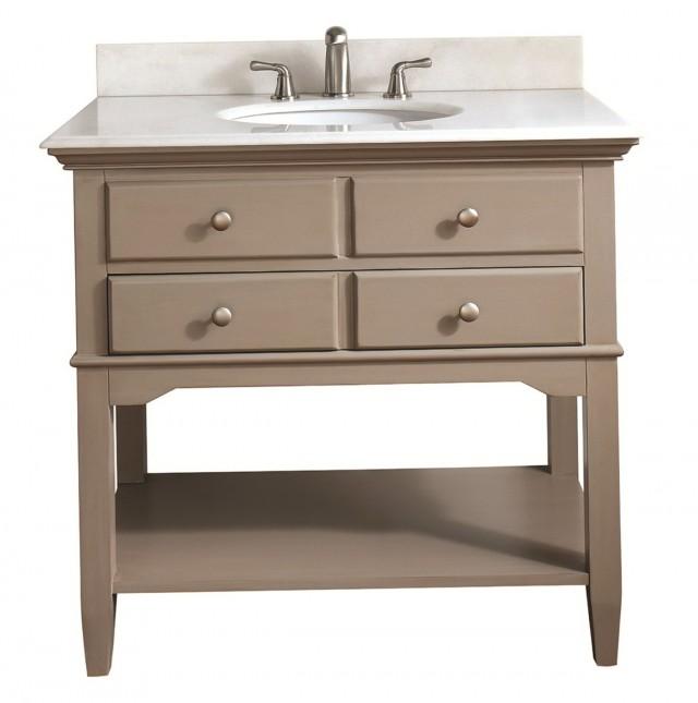 36 Inch Vanity Cabinet