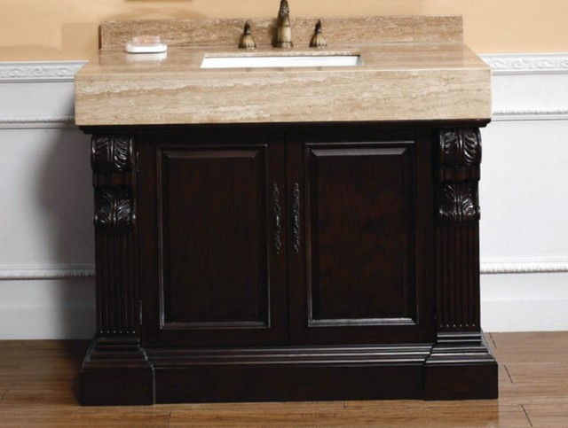 42 Bathroom Vanity With Top