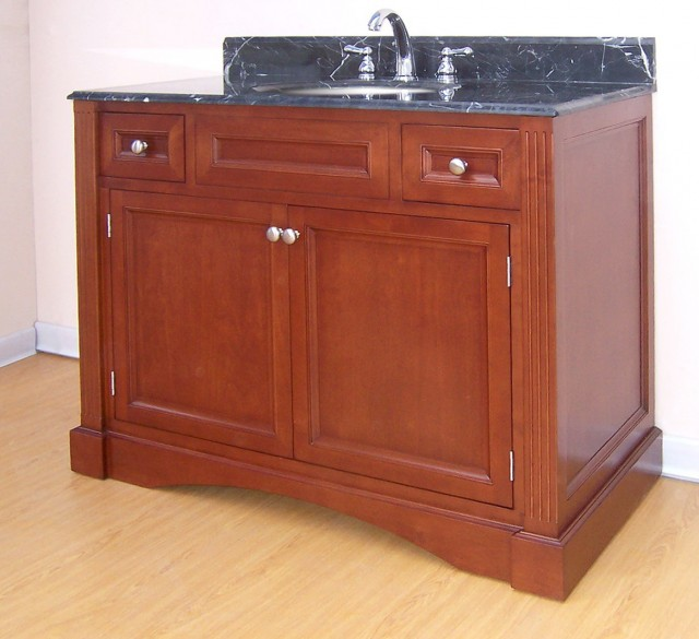 42 Inch Bathroom Vanity With Granite Top
