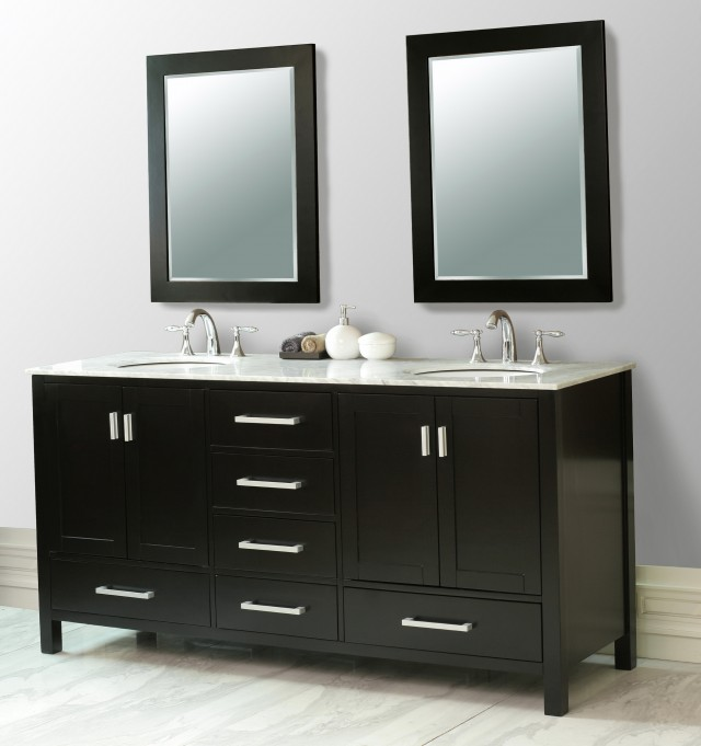 60 Inch Bathroom Vanity Double Sink Lowes | Home Design Ideas