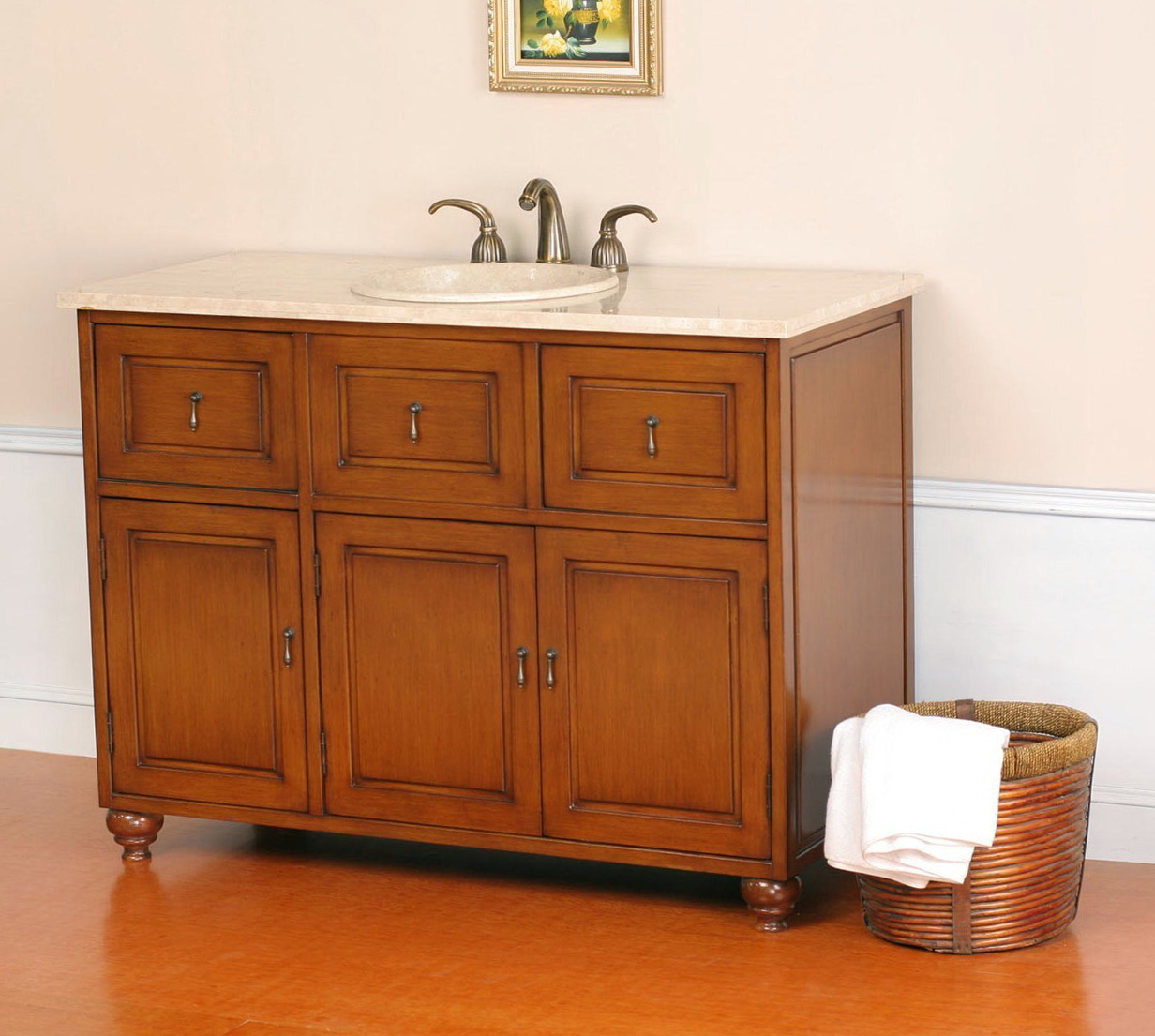 Inch Bathroom Vanity Light Home Design Ideas - 48 inch bathroom vanity light