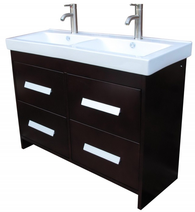 Bathroom Vanity Double Sink 48 Inches 28 Images 48 Inch Double Sink Bathroom Vanity In
