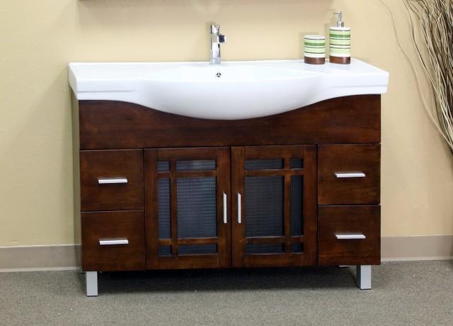 48 Inch Vanity Single Sink