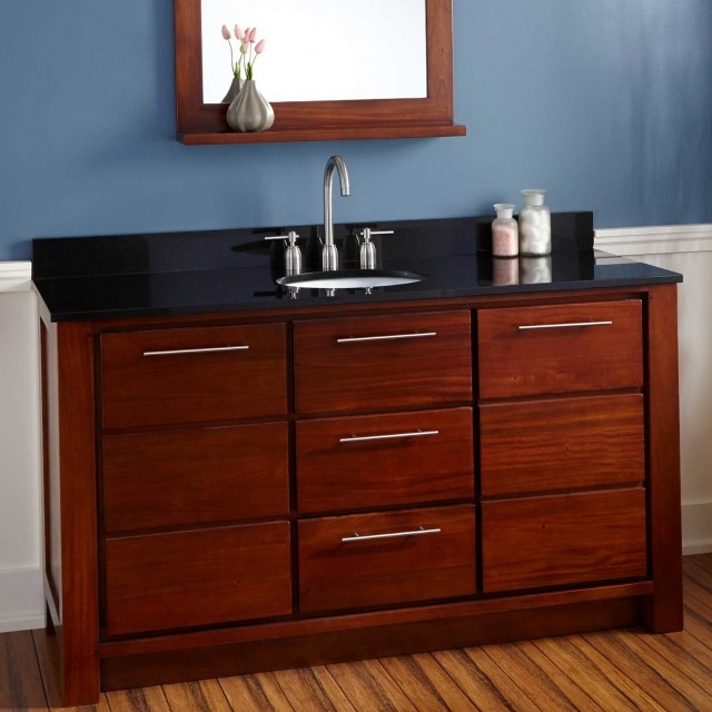 60 Single Sink Vanity