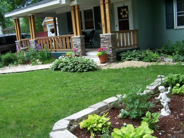 Adding A Front Porch To A House