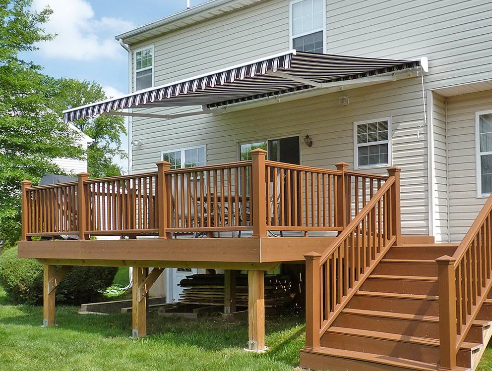 Aluminum Porch Awnings Price