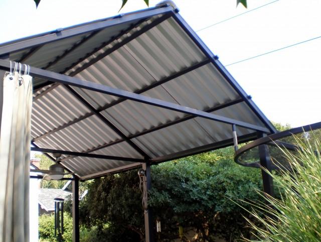 Aluminum Porch Roof Panels