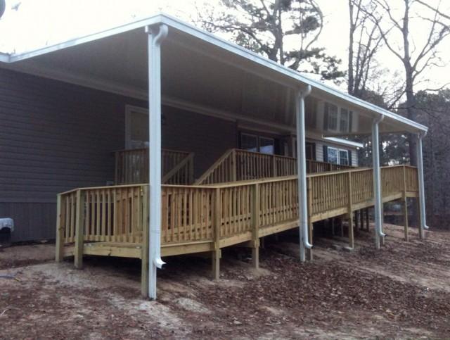Aluminum Porch Roof Panels For Sale