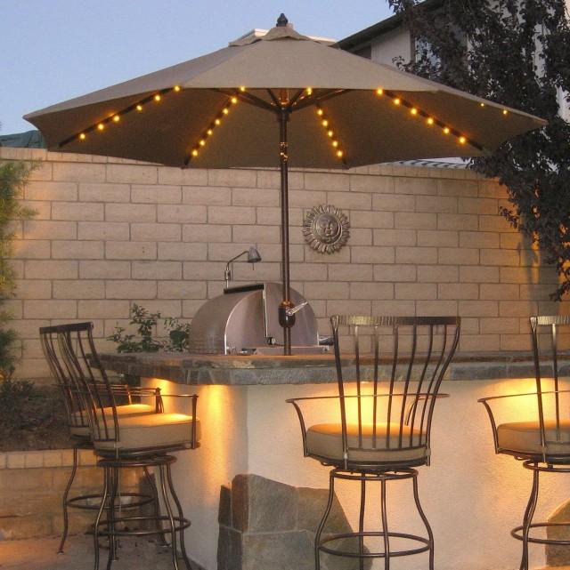 Back Porch Lighting Ideas