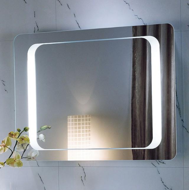 Backlit Bathroom Vanity Mirrors
