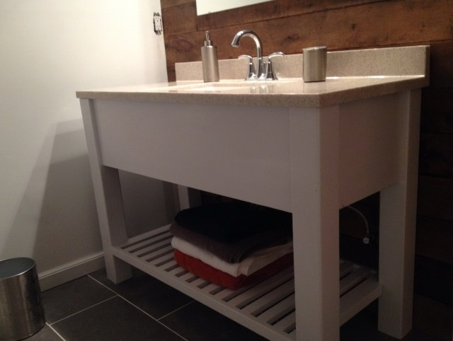 Bathroom Vanities With Tops For Cheap