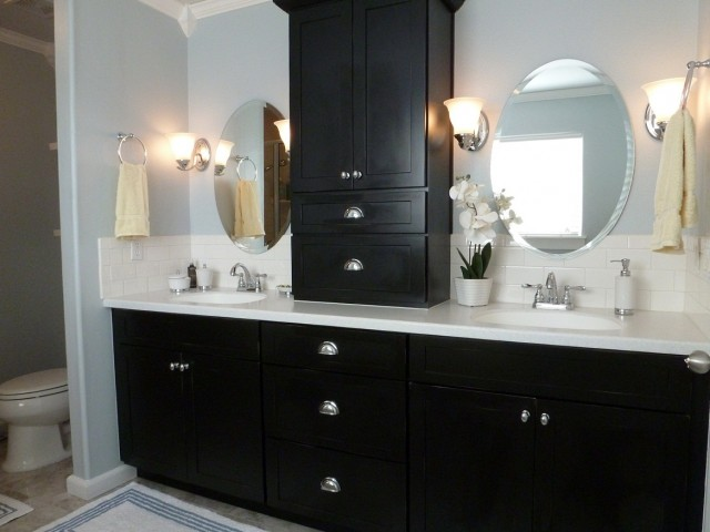 Bathroom Vanity Cabinets Ideas