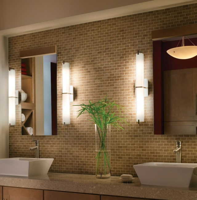 Bathroom Vanity Lighting Ideas And Pictures