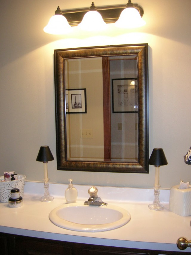 Bathroom Vanity Lights And Mirrors