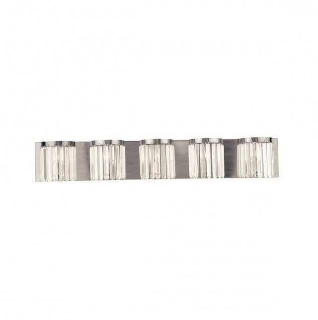 Bathroom Vanity Lights Nickel