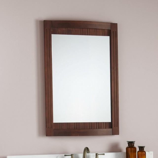 Bathroom Vanity Mirror Height