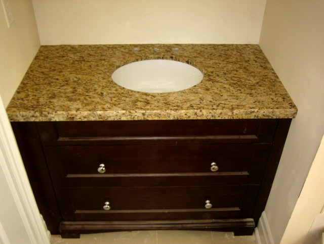 Bathroom Vanity Tops With Sink