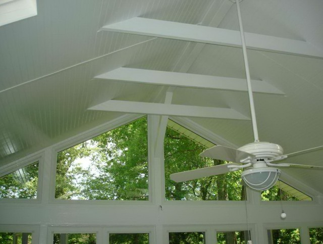 Beadboard Porch Ceiling Ideas