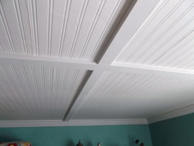 Beadboard Porch Ceiling Panels