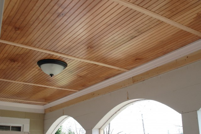 Beadboard Porch Ceiling Pictures