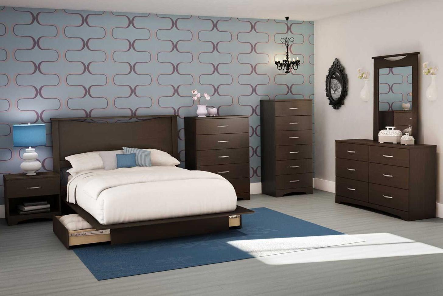 Bedroom Vanity Sets With Drawers