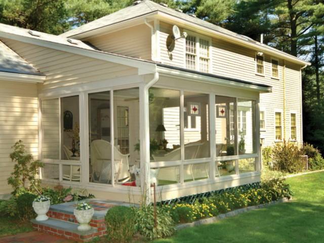 Best Screened In Porch Designs