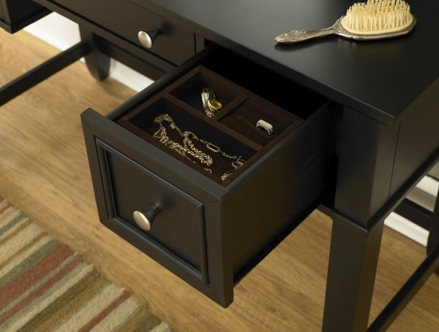 black vanity table without mirror. White Vanity Black Mirror Home Design Ideas Charming Table Without Photos  Best