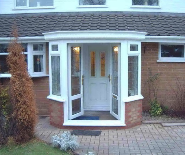 Brick Front Porch Ideas Uk