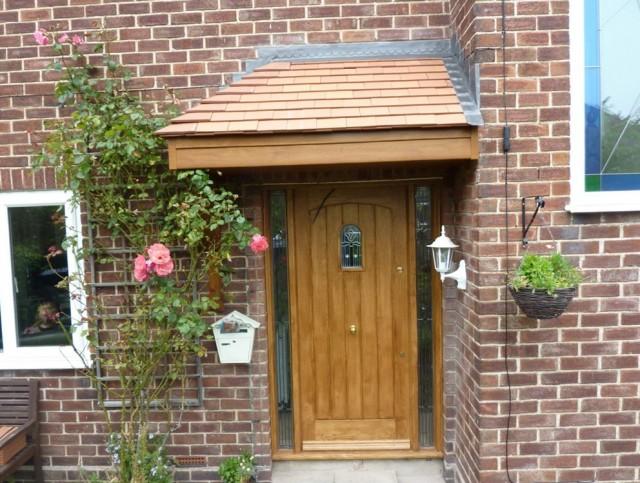 Build A Porch Roof