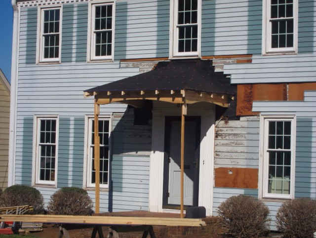 Building A Front Porch Cost
