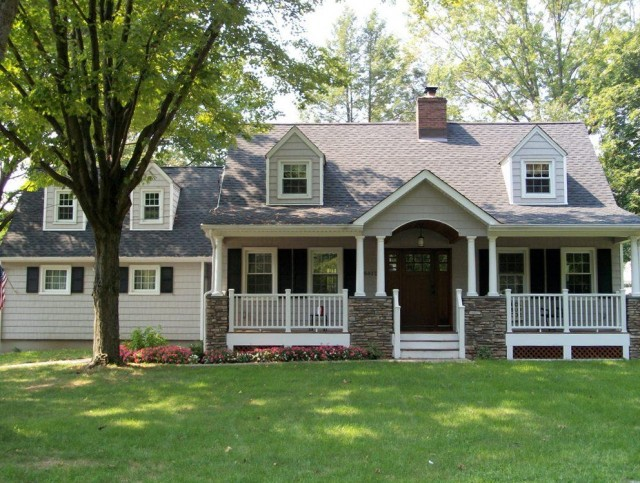 Cape Cod Houses With Front Porches