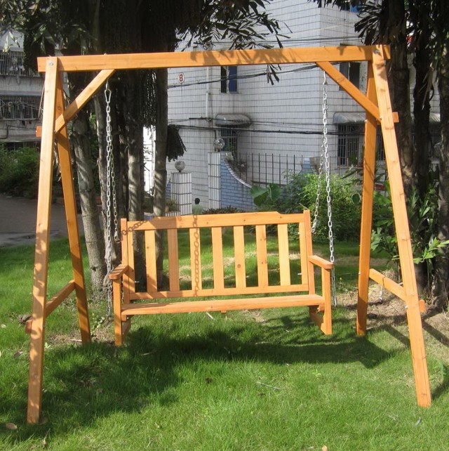 Cedar Porch Swing Home Depot