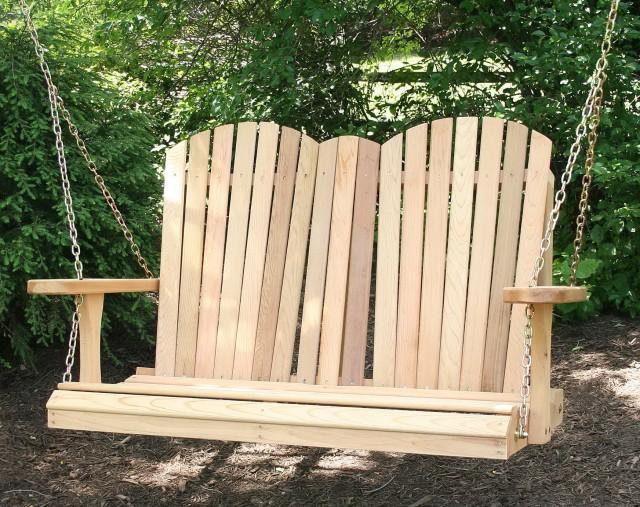 Cedar Porch Swing Kit