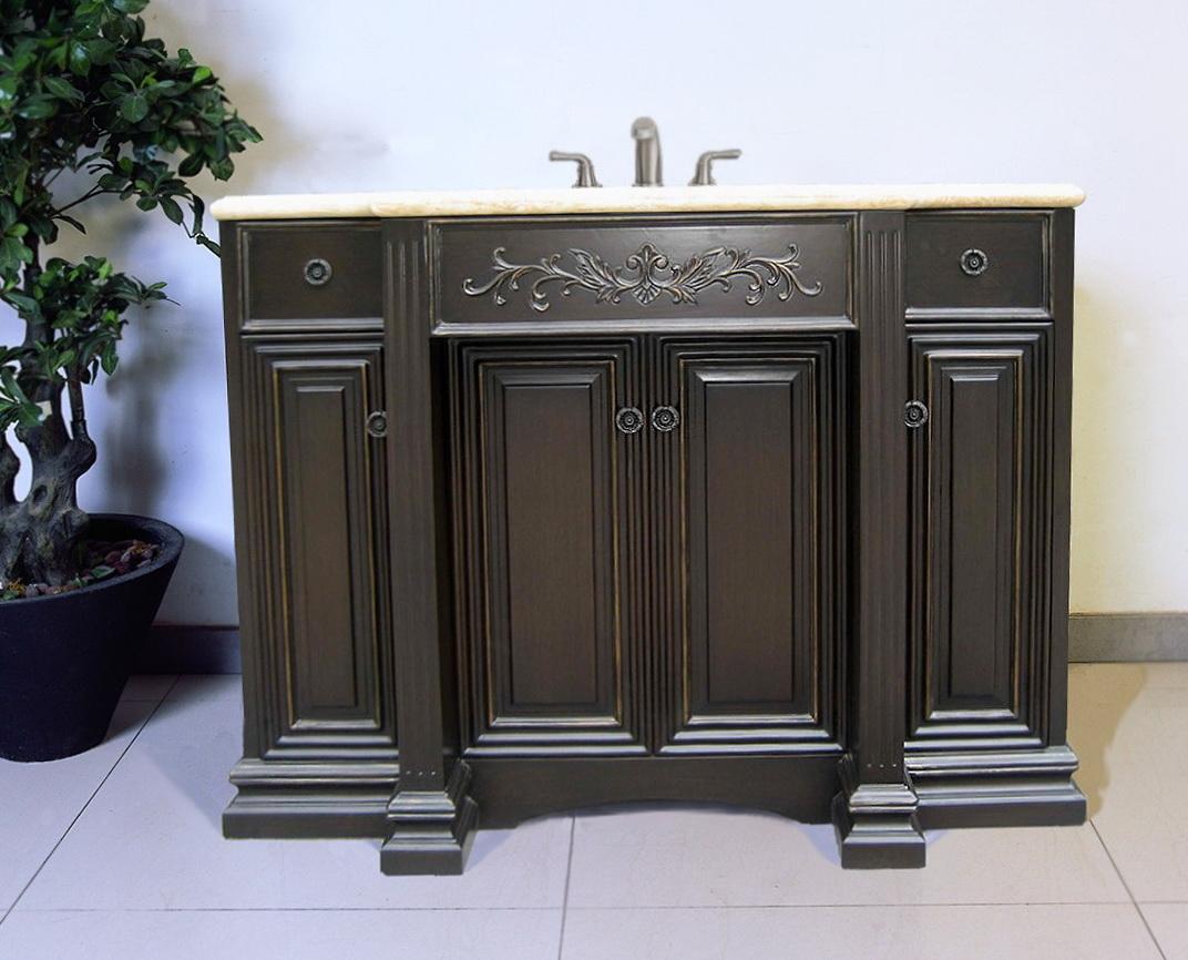 Cheap Bathroom Vanities 48 Inch Home Design Ideas
