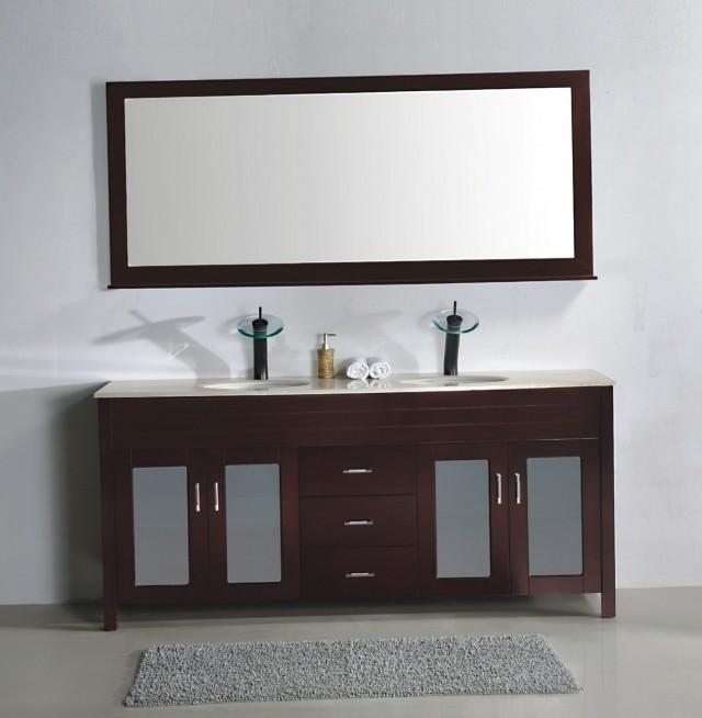 Bathroom vanity sets for sale home design ideas for Cheap bathroom double vanity sets
