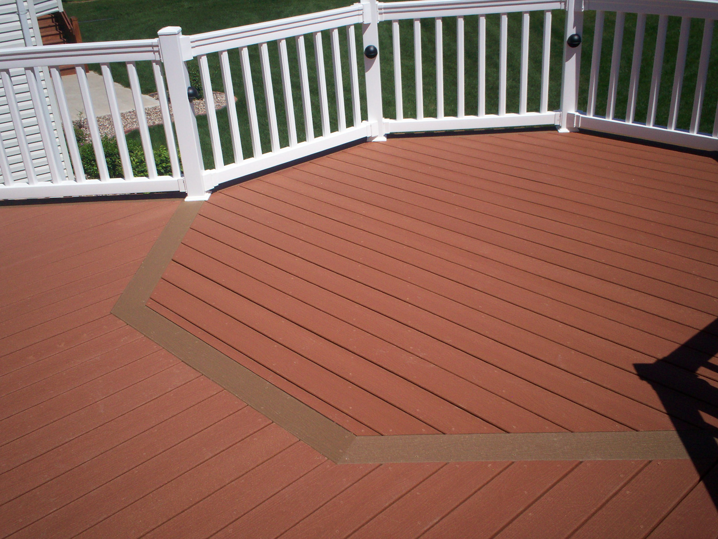 Composite Porch Flooring Tongue And Groove