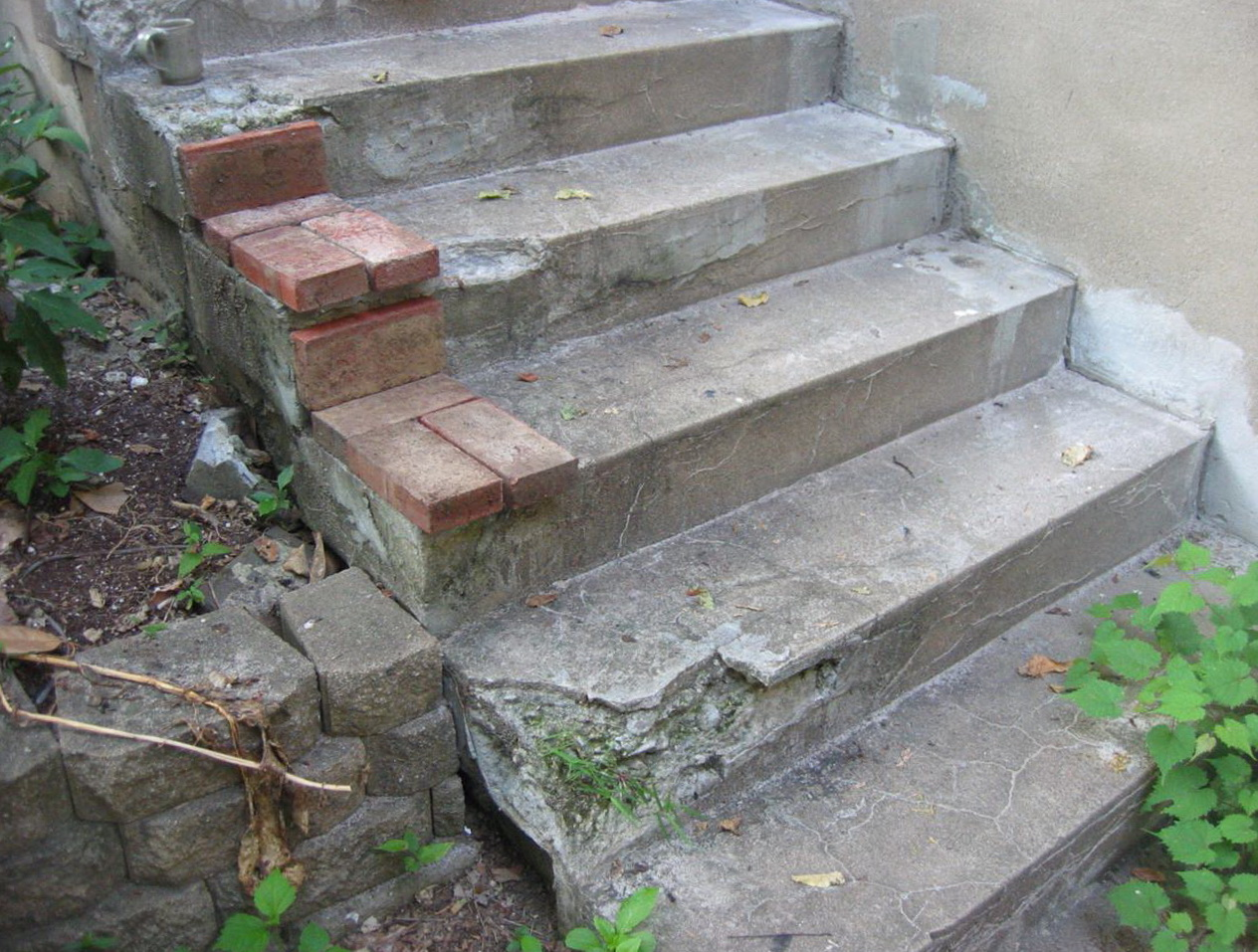 Concrete Porch Steps Home Depot Home Design Ideas