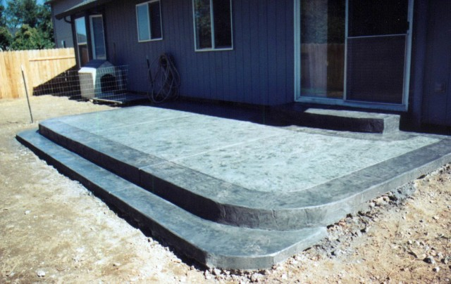 Concrete Porch Steps Ideas