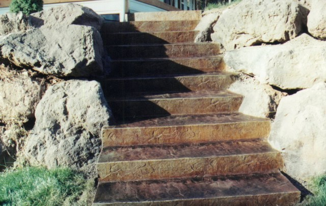 Concrete Porch Steps Repair