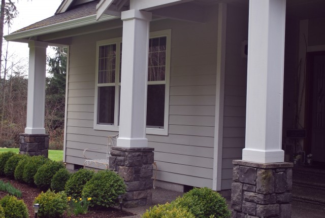 Craftsman Porch Columns Ideas