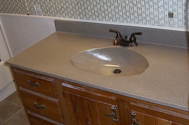 Cultured Marble Vanity Tops Home Depot