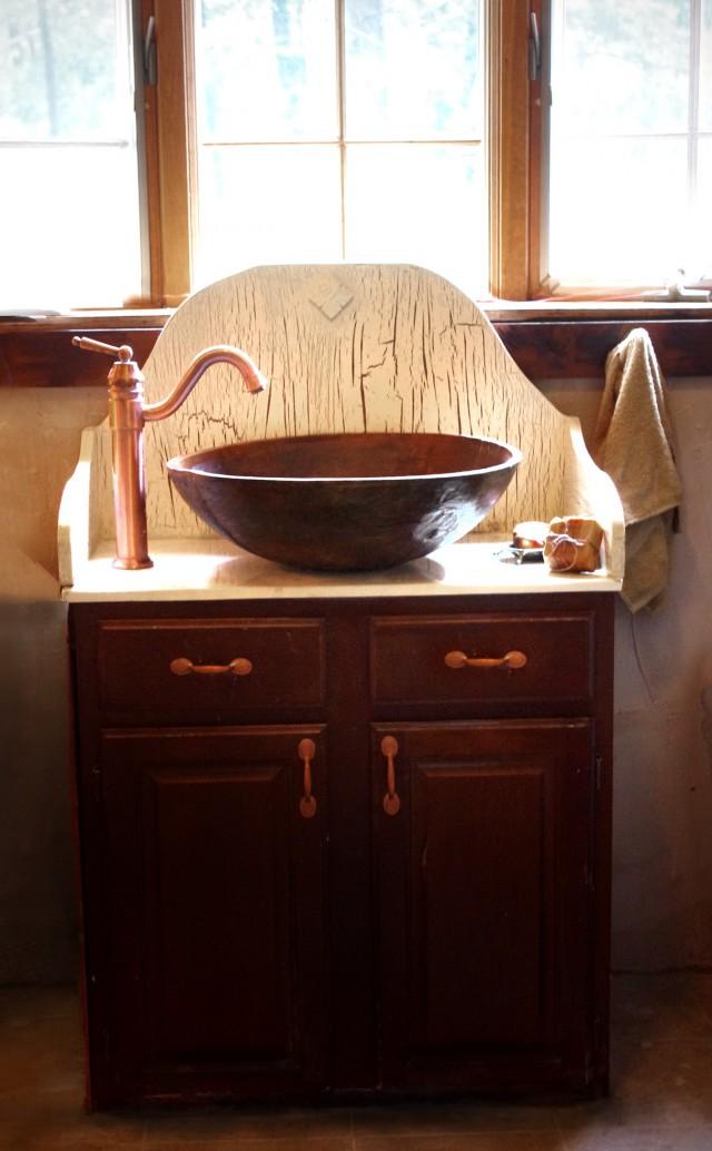 Diy Vintage Bathroom Vanity