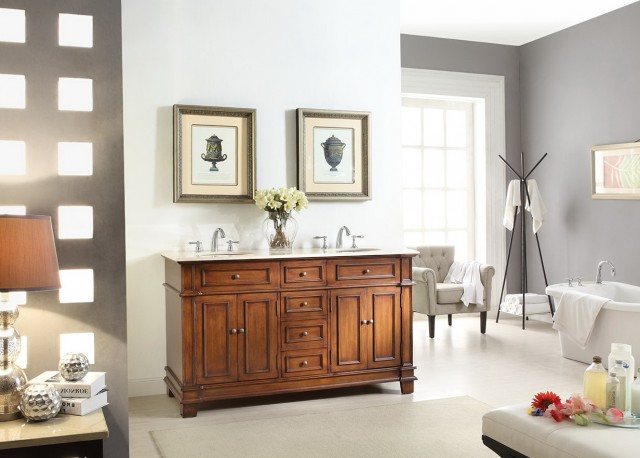 Double Sink Vanity Dimensions