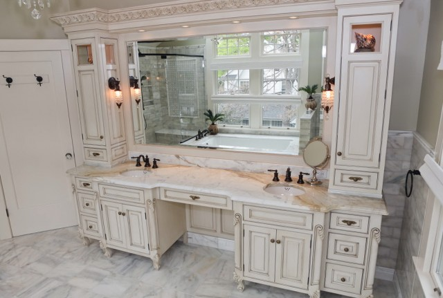 double bathroom vanity with makeup area. Double Bathroom Vanity With Makeup Area double bathroom vanity with makeup  area home design ideas Enchanting 25 Decorating