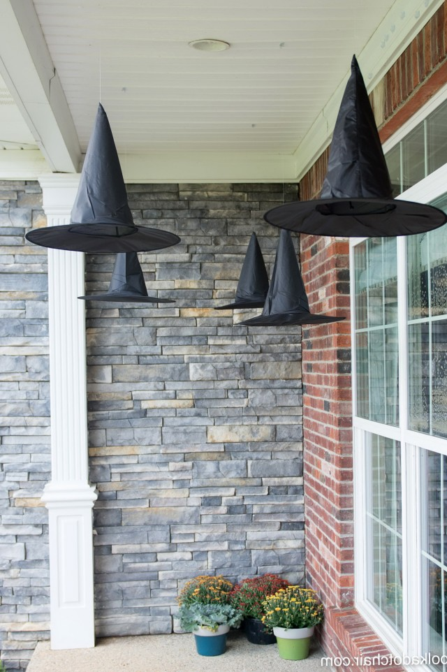 Easy Halloween Porch Ideas