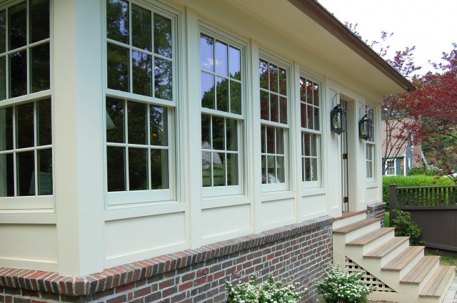 Enclosed Front Porch Designs