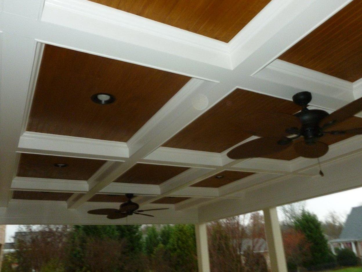 Exterior Porch Ceiling Material