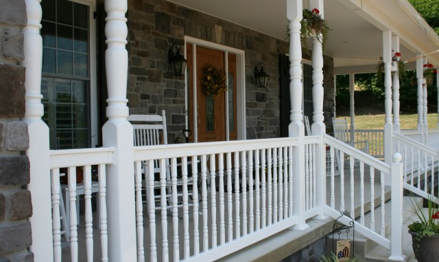 Porch posts home depot canada home design ideas for 10 fiberglass columns